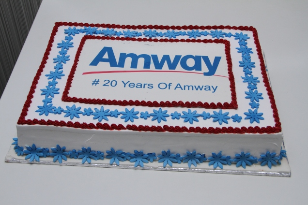 Amway event 9